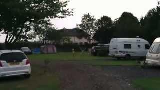 Teign Valley C&CC campsite