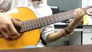Domino - Guitar