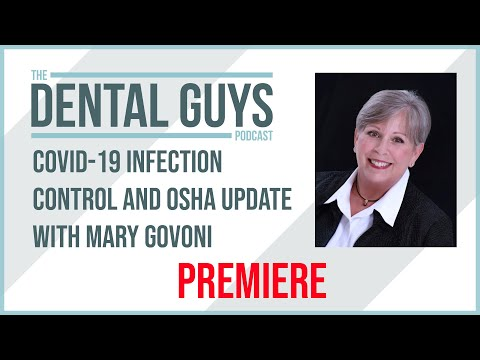 COVID-19 Infection Control And OSHA Update With Mary Govoni