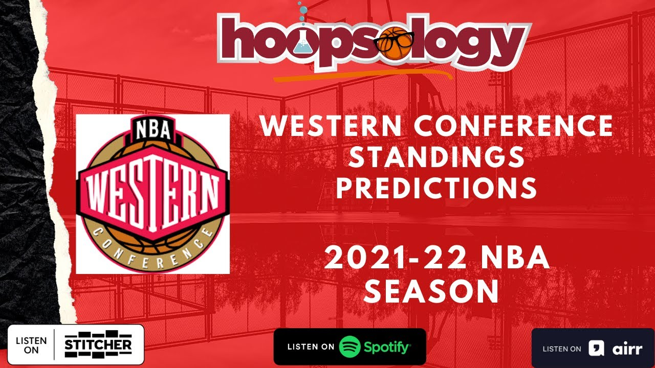 Matt's Hoopsology Conference  Standings Predictions