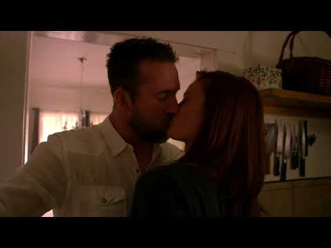 Cassidy Freeman  Longmire 6x9: Pt 2  Cady Kisses Zach, asks Walt to hire Zach