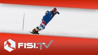 Lo snowboardcross: esercizi per migliorare la centralità