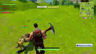Fortnite - Toxic Teamkiller gets Owned