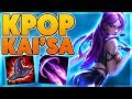 *NEW* K-POP SKIN (INSANE BARON STEAL) - BunnyFuFuu