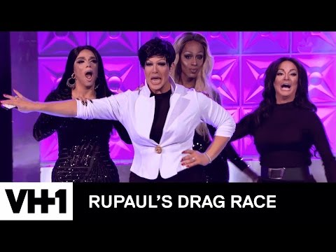 The Kardashians Musical: Momager | RuPaul's Drag Race Season 9 | VH1