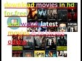 Download free movies-TV shows in full HD by terrarium TV.
