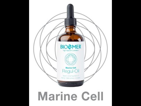 Aceite Facial Regul Oil - Bio Mer Cosmetics