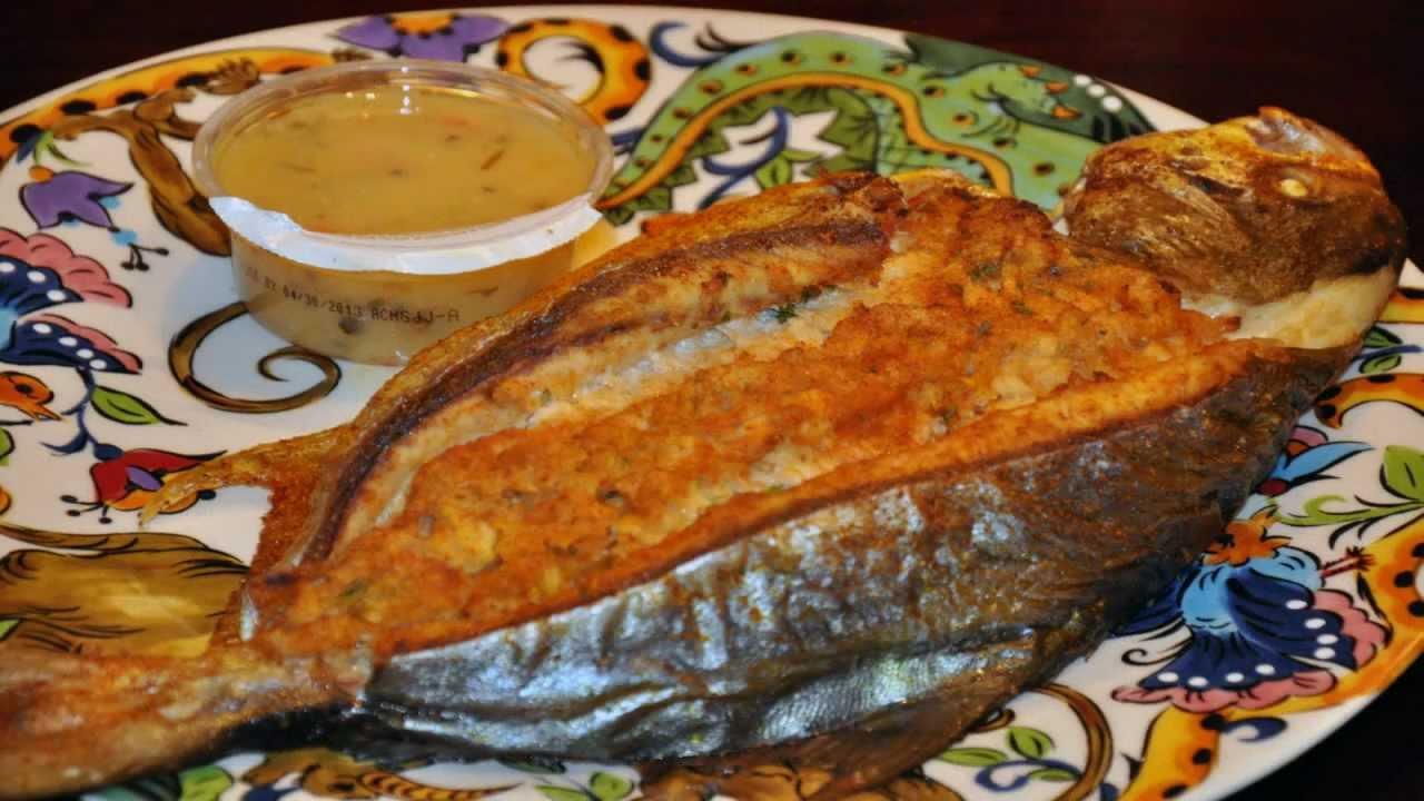 Baked pompano fish recipes besto blog for Best baked fish recipes