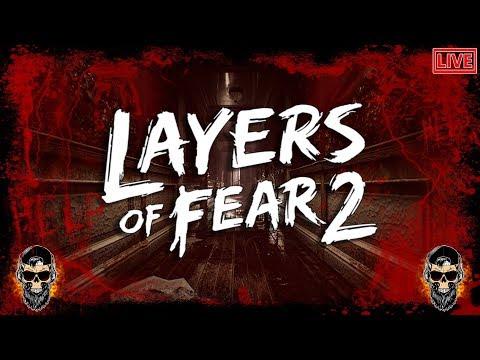 ВЕЧЕРНИЙ ХОРРОР ПРОДОЛЖАЕМ ПРОХОДИТЬ Layers of Fear 2
