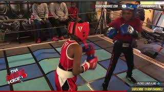 Young Champions, Q and Keem Sparring  Peacemaker Boxers Fastlane Boxing Gym in Philly