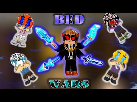 Power Of ENCHANTED EMERALD SWORDS In Bed Wars | Blockman Go Gameplay (Android , IOS)
