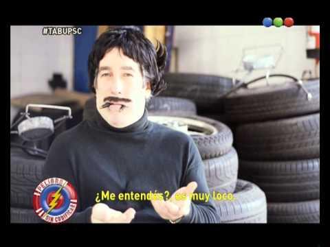 Tabu PSC, Corre Las Ruedas de Los Autos - Peligro Sin Codificar