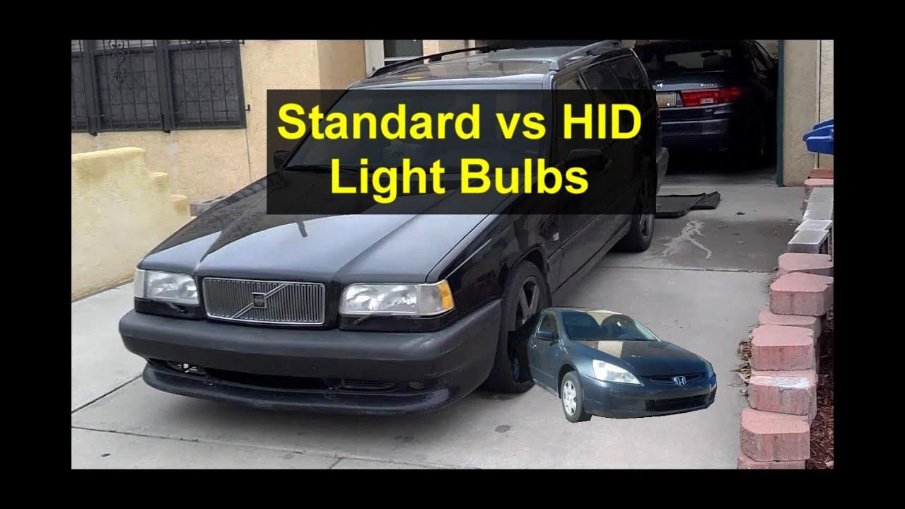 Sylvania XtraVision Low Beam Headlight Bulb for Volvo V90 960 S90 850 zn