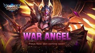 #Фрея - Ангел Войны