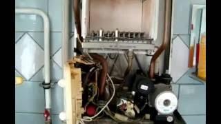 Принцип работы газового котла отопления в доме, конструкция и видео
