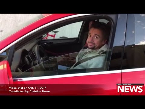The Grand Tour BEHIND THE SCENES in Penticton Canada