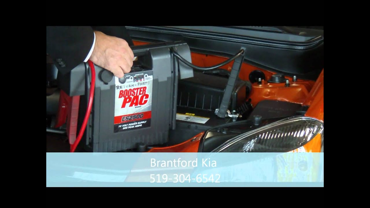 brantford kia 519 304 6542 how to boost a dead battery on a kia rio [ 1280 x 720 Pixel ]