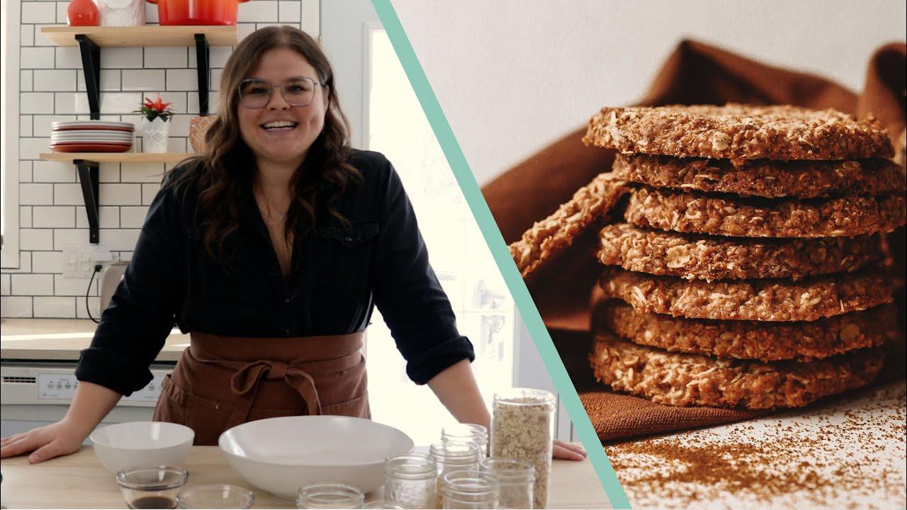 Download Recette de biscuits avoine et noix de coco - Coco Shop