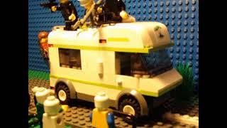 Lego zombie attack 3