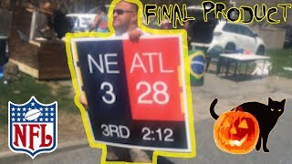 The Best NFL Themed Halloween Costumes