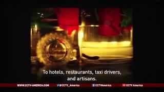 Guelaguetza festival helps revive Mexico's economy