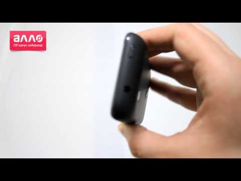 Демонстрация смартфона Sony Xperia Tipo Dual ST21i2 Black