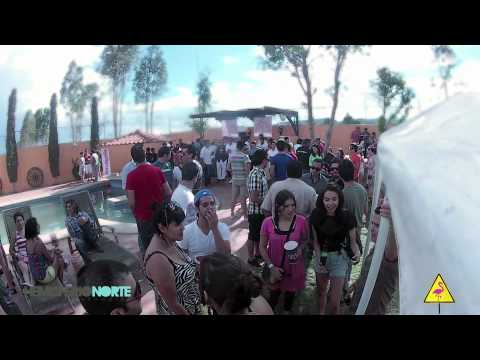 Landing On Be Wet Pool Party Zacatecas Mx Youtube