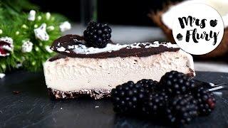 Bananeneis Torte  | leckere Eistorte mit Nicecream