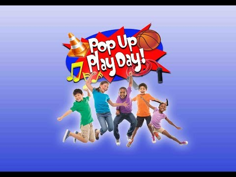 Pop Up Play Day is coming to Round Rock West Park!