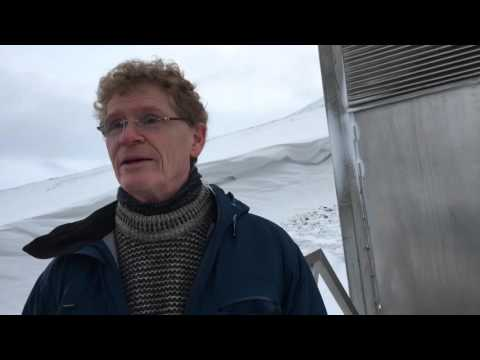 A Trip to the Svalbard Seed Vault with Cary Fowler