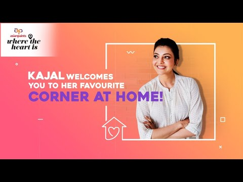 Asian Paints Where The Heart Is Season 3 Featuring Kajal Aggarwal