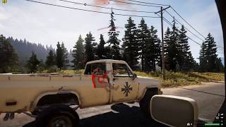 Far Cry 5 on GTX 950 - i5 4460 - boat - plane - car  - high settings 1080p