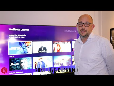 Live Streaming Channels Arrive On The Roku Channel