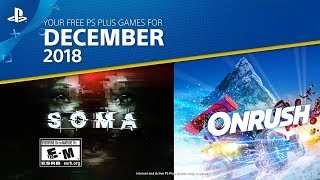 PS PLUS DECEMBER 2018 FREE GAMES PS4 DOWNLOAD NOW