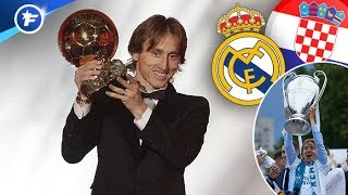 OFFICIEL : Luka Modric remporte le Ballon d'Or 2018 !