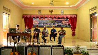 Musik Kreasi SMK N 1 Slawi 2016 3D AMG Canda Tawamu Mix Teluk Bayur Aransemen