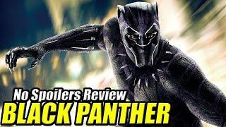 BLACK PANTHER Review - Sin Spoilers // Morpho Comics
