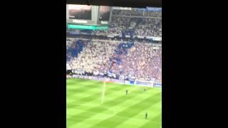 Der Steiger kommt ! :) Schalke 04 Version  gegen den VfB Stuttgart  02.05.2015