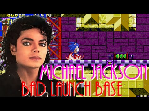 Michael Jackson - Bad(Launch Base Zone Remix)