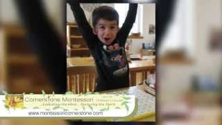 Cornerstone Montessori Children