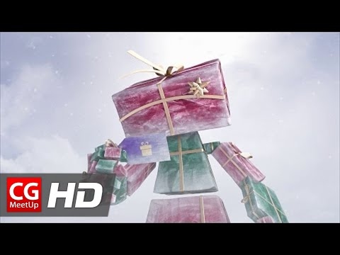 "CGI Animated Short Film HD: ""TAG Christmas Short Film"" by Dan Edgley"