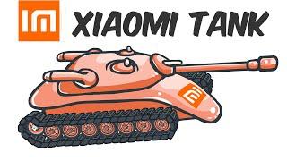 Новый китайский танк - Истории танкистов. Приколы wot. Танки мультики.