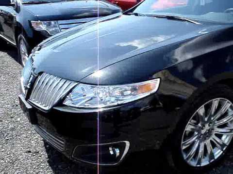 Self Parking Lincoln Mks Youtube