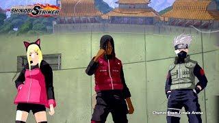 Naruto to Boruto Shinobi Striker - 6 Player Battle Royale Mode +New Chunin Exam Stage! (Update 1.12)