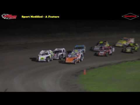 Sport Modified -- 4/22/17 -- Park Jefferson Speedway