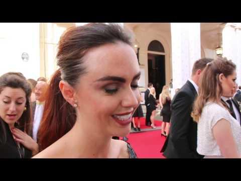 BAFTA Interview: Jennifer Metcalfe