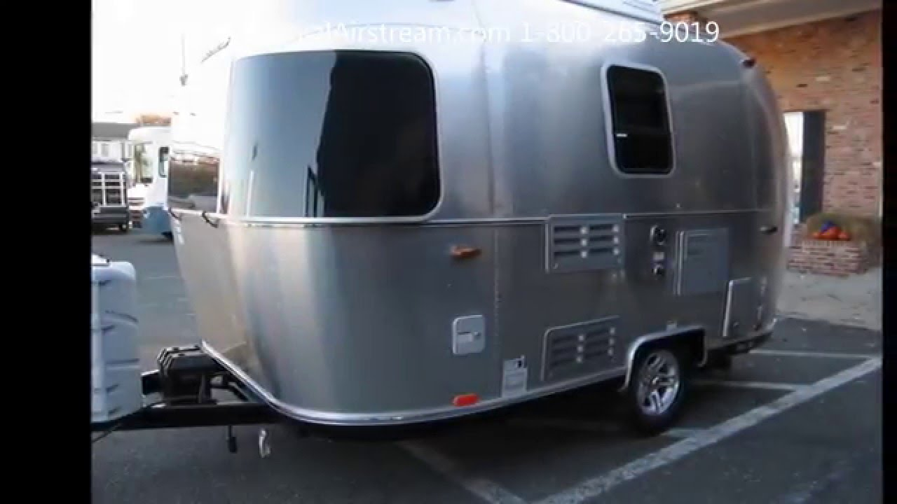 small light weight camper trailer 2016 airstream sport 16 bambi funnydog tv. Black Bedroom Furniture Sets. Home Design Ideas
