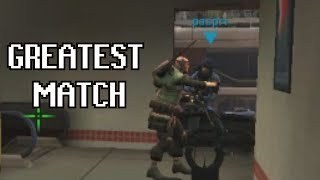 GREATEST MATCH - Dirty Bomb Shenanigans w/ Juny #16