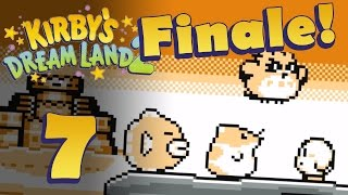 Kirby's Dream Land 2 - Hello Darkness - Finale! - Part 7