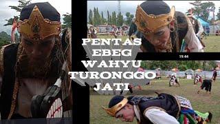 Festival Kesenian Ebeg || Wahyu Turonggo Jati Pabuaran